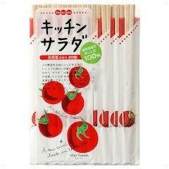 ミニトマト白樺元禄箸ツマ付 20膳 シンワ