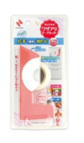 ワザアリテープカッター ピンク DK-TC11 ニチバン