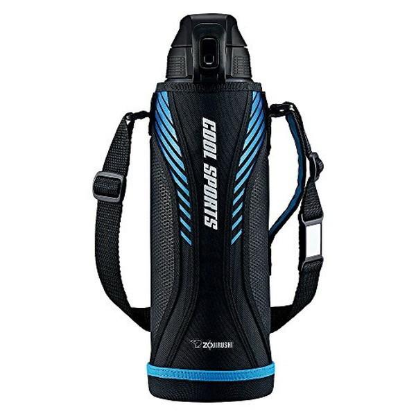 全品P5〜10倍 象印 スポーツタイプ ステンレスクールボトル 1.5L ブルーブラック SD-FA15-BB ZOJIRUSHI