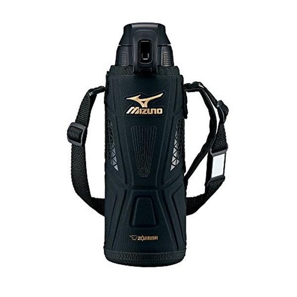 全品P5〜10倍 象印 スポーツタイプ ステンレスクールボトル 1.0L ブラック SD-FX10-BA ZOJIRUSHI