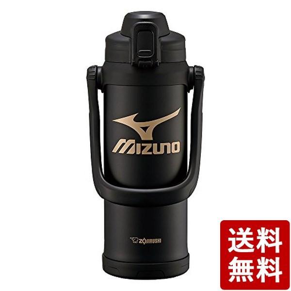 全品P5〜10倍 象印 スポーツタイプ ステンレスクールボトル 2.0L ブラック SD-BX20-BA ZOJIRUSHI