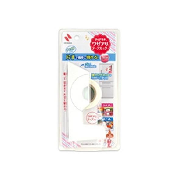 ニチバン Dear Kitchen ワザアリテープカッター ホワイト DK-TC5