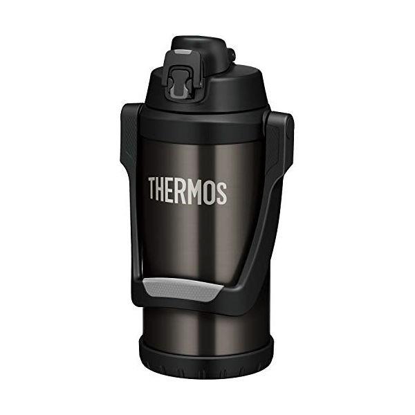 THERMOS ジャグ ブラックグレー 2.0L 真空断熱スポーツジャグ FFV-2000 BKGY サーモス
