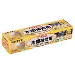 全品P5〜10倍 セメダイン木工パテA タモ白 120ML HC-155 セメダイン SD7606