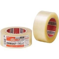 透明梱包テープロング J6180 50X100 NITTO ND1803