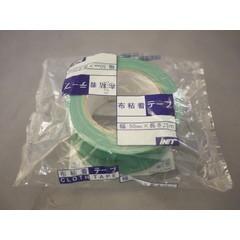 アイネット布カラーテープ緑 50MMX25M アイネット DS7030K