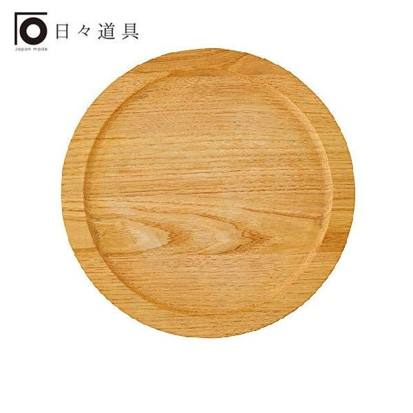 【P5倍】日々道具 栗の丸いなべ敷き L 土佐龍