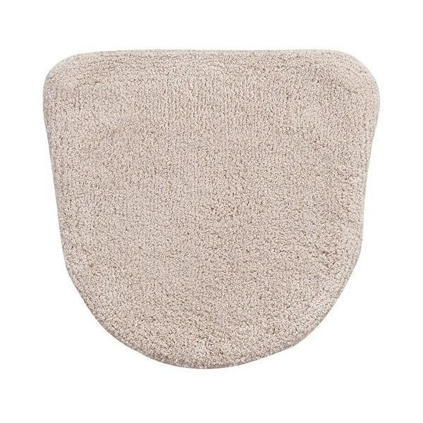 BBコレクション クッショニー トイレふたカバー ベージュ 温水洗浄・暖房用 洗浄便座用ふたカバー 12009 センコー