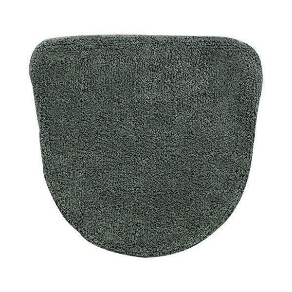 BBコレクション クッショニー トイレふたカバー グレー 温水洗浄・暖房用 洗浄便座用ふたカバー 12010 センコー