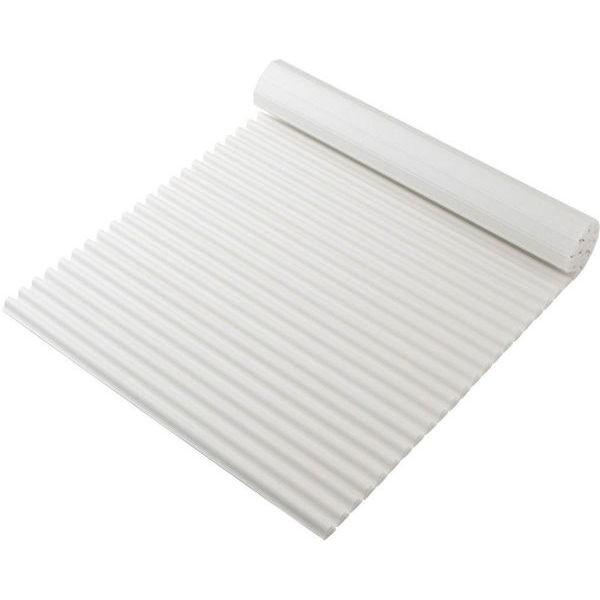 全品P5〜10倍 東プレ 風呂ふた シャッター式 イージーウェーブネオ 75×120cm ホワイト L12 ケイマック