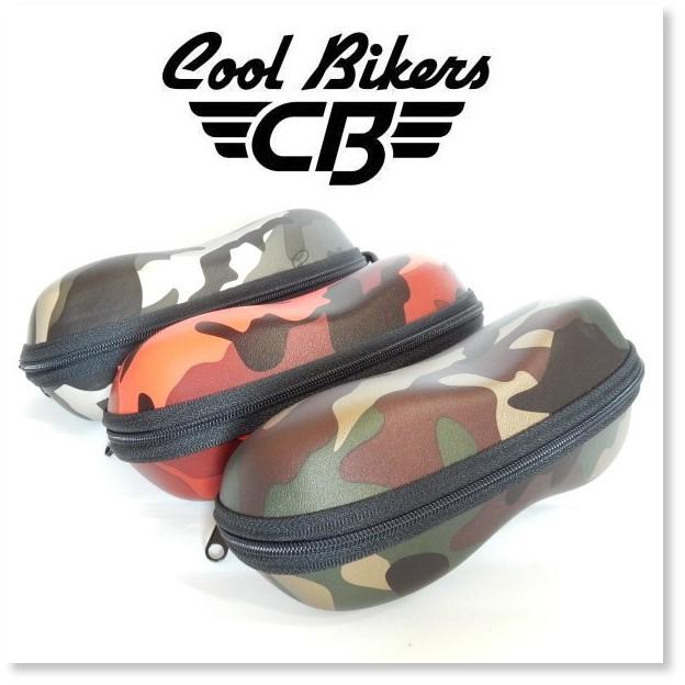 【メール便:200円】『3カラー』クールバイカーズ サングラスケース COOLBIKERS オリジナル ケース camouflage 迷彩