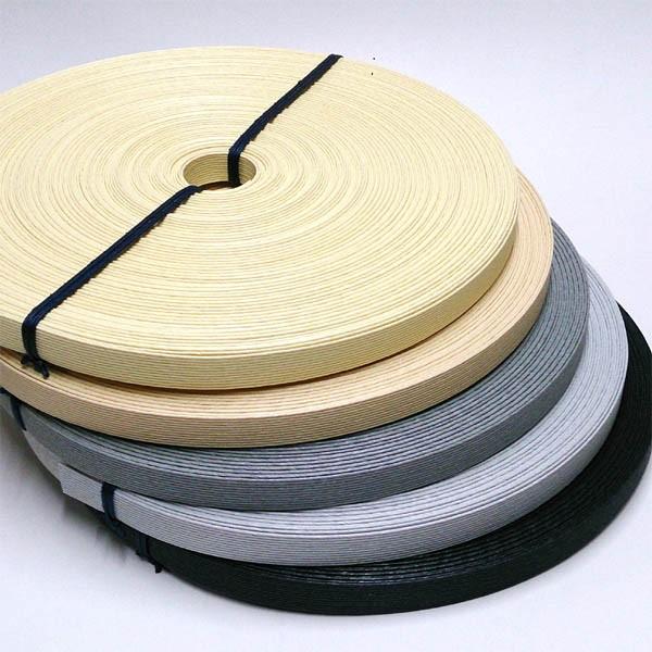 紙バンド(クラフトバンド・クラフトテープ)50m モノトーン系