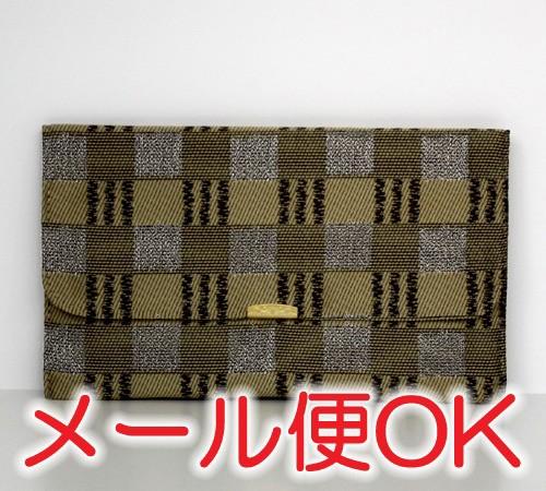 『ゆうパケットOK』 大きいサイズの念珠袋 金封念珠入れ(ボタン付)3