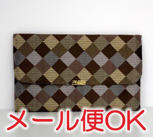 『ゆうパケットOK』 大きいサイズの念珠袋 金封念珠入れ(ボタン付)4
