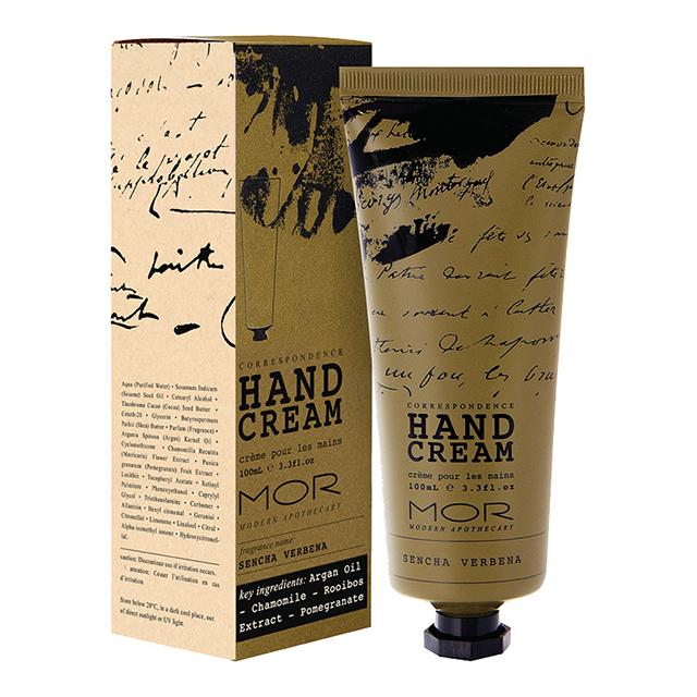 ボディクリーム シアバター 保湿 いい香り いい匂い MOR(モア) コレスポンデンス センチャバーベナ 100ml