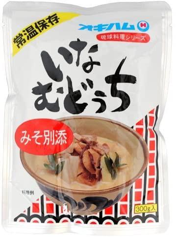 オキハム 沖縄ハム いなむどぅち イナムドゥチ 300g 沖縄料理 豚肉と野菜の煮物 レトルト 保存食 惣菜