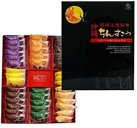 ちんすこう ナンポー 沖縄土産 詰め合わせ 琉球王国伝承ちんすこう 40個 沖縄のお菓子