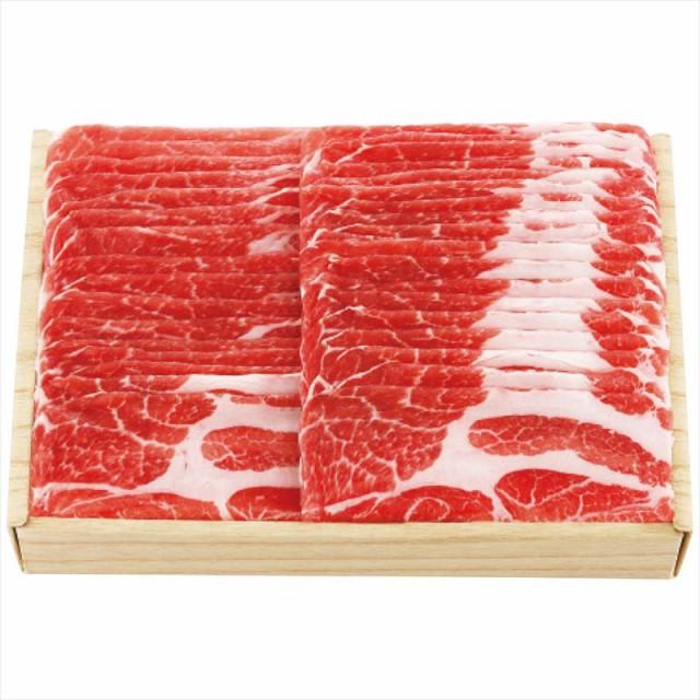お歳暮 冬 ギフト グルメ お祝い 贈り物 御歳暮 豚肉 ぶた肉 イベリコ豚 しゃぶしゃぶ(約800g)
