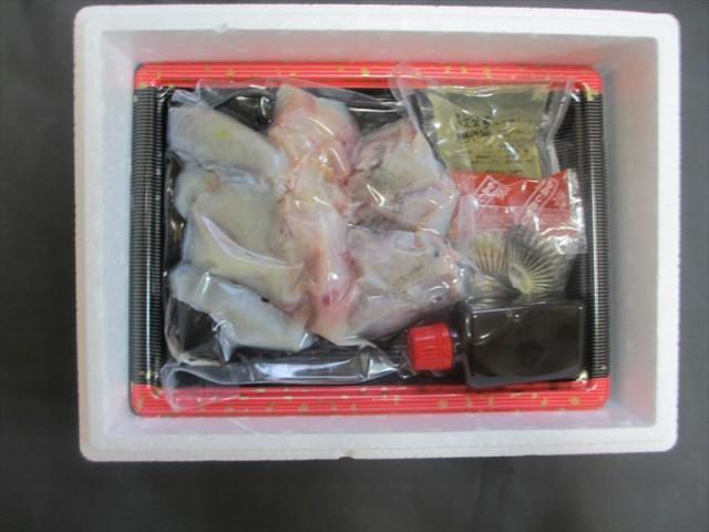魚介類 水産加工品 フグ ふぐ 河豚 ギフト セット 詰め合わせ 贈り物 豊後産とらふぐ鍋セット 内祝 御祝 出産内祝い お祝い お礼 贈り物