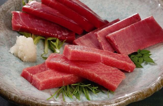 鮪 まぐろ マグロ 海産品 ギフト セット 詰め合わせ 贈り物 贈答 産直 神奈川 「三浦三崎」本まぐろの詰合せ 内祝い 御祝 お祝い お礼