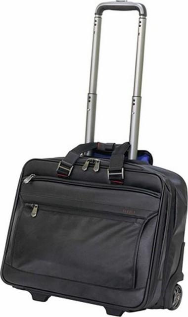 スーツケース 横型 撥水コーティング キャリーバッグ 1〜2泊の短期出張、荷物の多い営業パーソンにおすすめのビジネスキャリーバッグ ノ