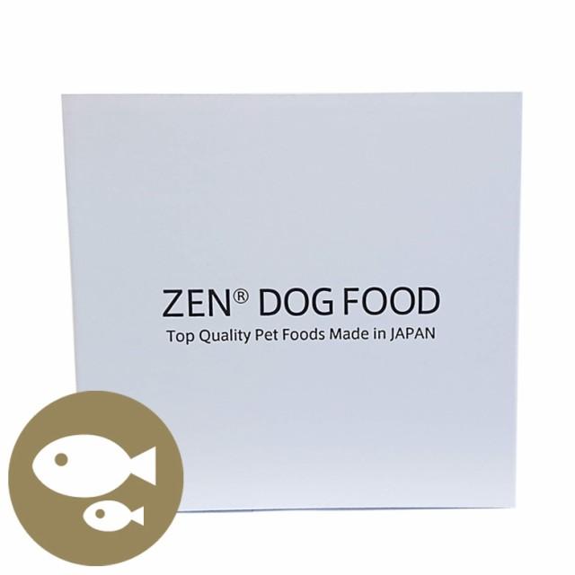 国産ドッグフード ZEN プレミアムドッグ グレインフリー フィッシュ(魚) 4kg(1kg×4) 穀物不使用 日本製 小粒 犬の餌 2000000000282