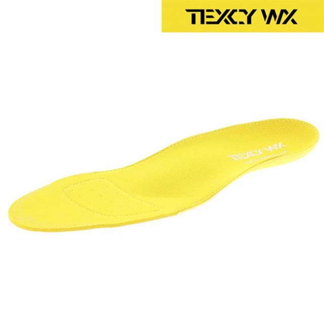 アシックス商事 作業靴 安全靴 用 中敷き テクシー ワークス WX-1001 SOCK スタンダード   asics TEXCY WX アシックス 中敷 インソール