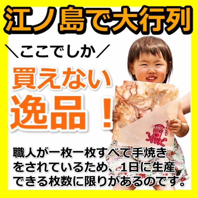 訳あり 江ノ島 名物 たこせんべい たこせん 大判 5袋 セット 送料無料 せんべい おせんべい 煎餅 お煎餅 米菓 スィーツ たこ お菓子 和菓