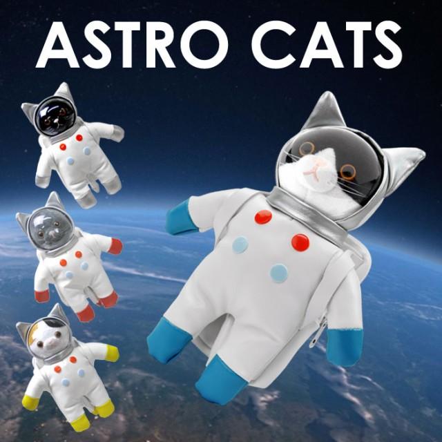 アストロ キャット ASTRO CATS PASS POUCH パスケース かわいい パスポーチ 小物入れ ポーチ 猫 ネコ キャット グッズ 子猫 仔猫 子ネコ