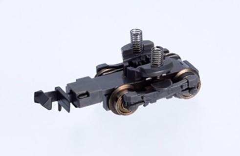 【お取寄商品】TOMIX トミックス DT61G(黒車輪)形動力台車 0420