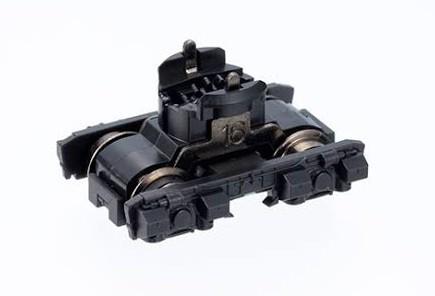 【お取寄商品】TOMIX トミックス DT113BH形動力台車(黒車輪・DD51用) 0422