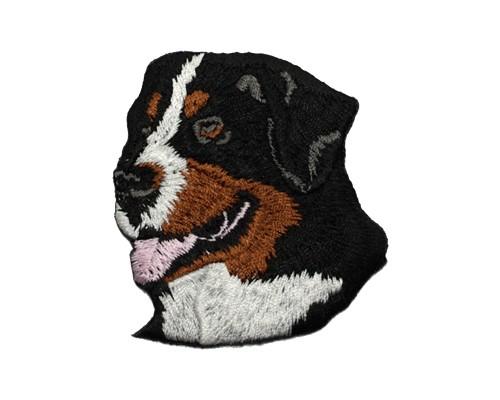 ブリード刺繍ワッペン/バーニーズ