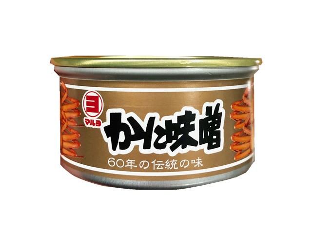 かにみそ 100g・マルヨ・日本酒のあてに【うまみ凝縮】寿司・パスタ・味噌汁・ラーメン・焼物・炒め物に・・・