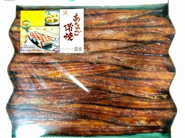 あなご蒲焼 1kg 業務用【丼ぶり・寿司・う巻・茶碗蒸しなどでお使いいただけます】(冷凍便)