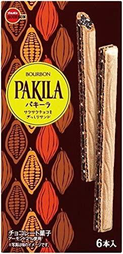 ブルボン パキーラ 6本×10箱