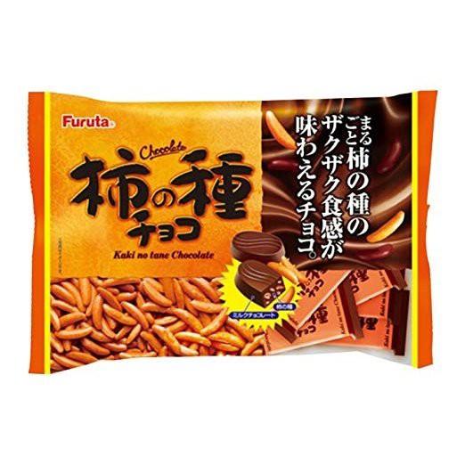 フルタ製菓 柿の種チョコ 183g×16袋