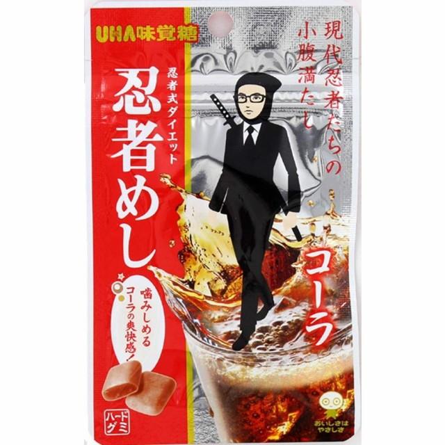 味覚糖 忍者めし コーラ 20g×10袋