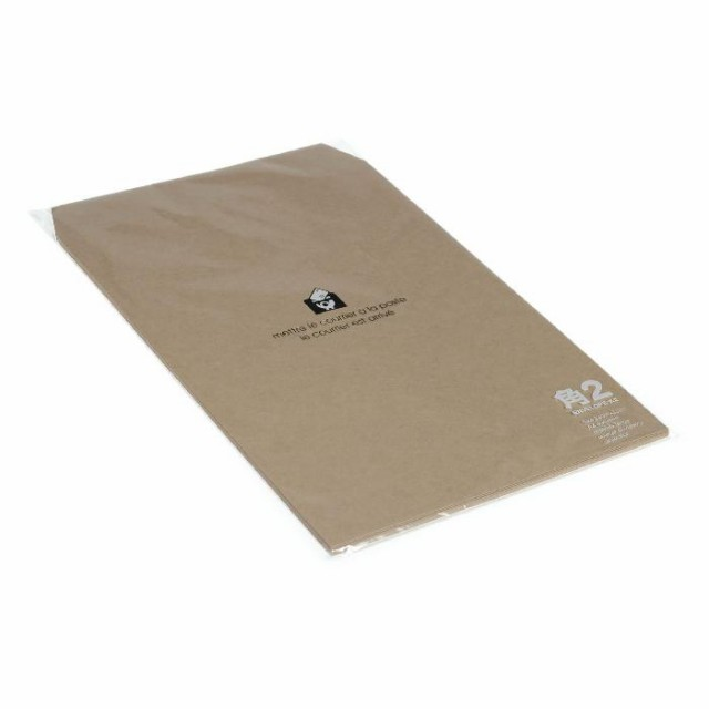 角2封筒 10枚入り クラフト BASIS シンプル 公式通販サイト