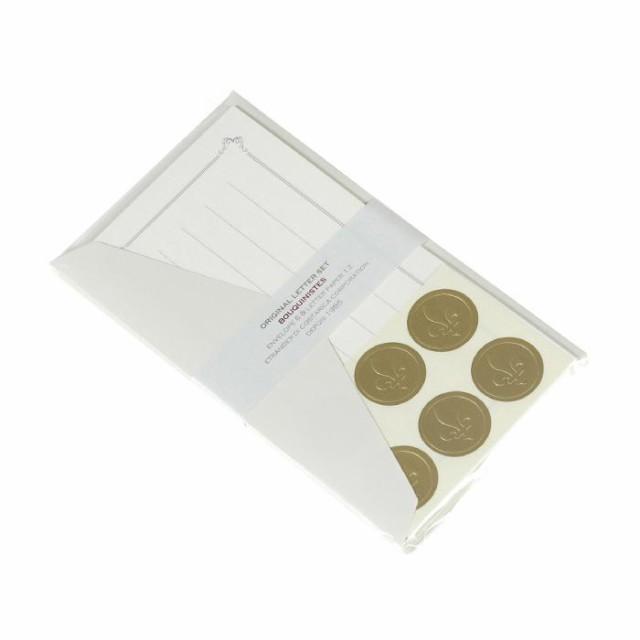 一筆箋 封筒セット アイボリー Bouquinistes シンプル レターセット 公式通販サイト
