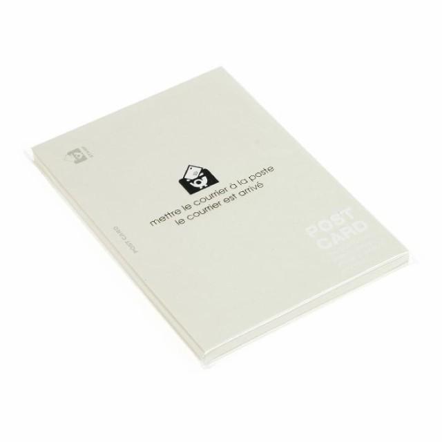 ポストカード カラー 無地 50枚 アイボリー PASTEL パステルカラー シンプル 公式通販サイト