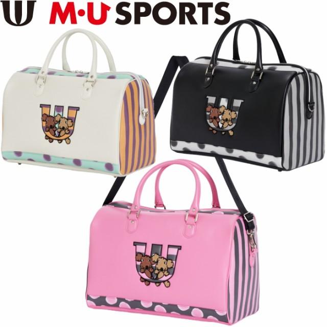 M・U SPORTS MUスポーツ 703C6250 ボストンバッグ