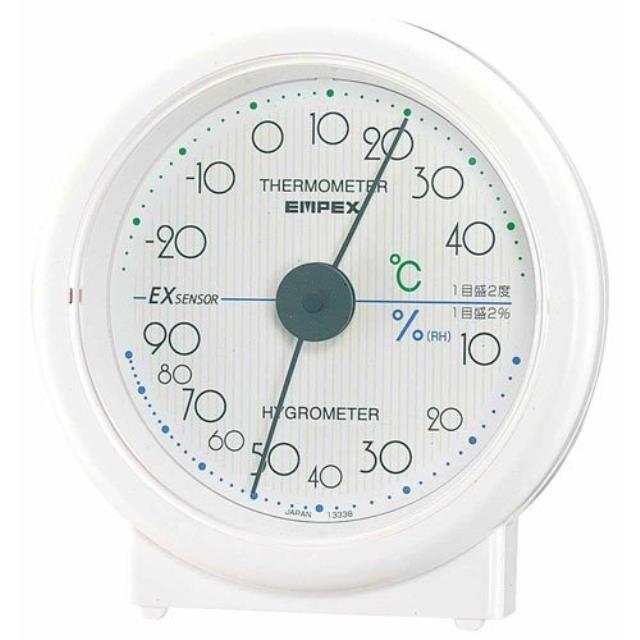 エンペックス(EMPEX) セレステ温・湿度計 TM-5501(603129)
