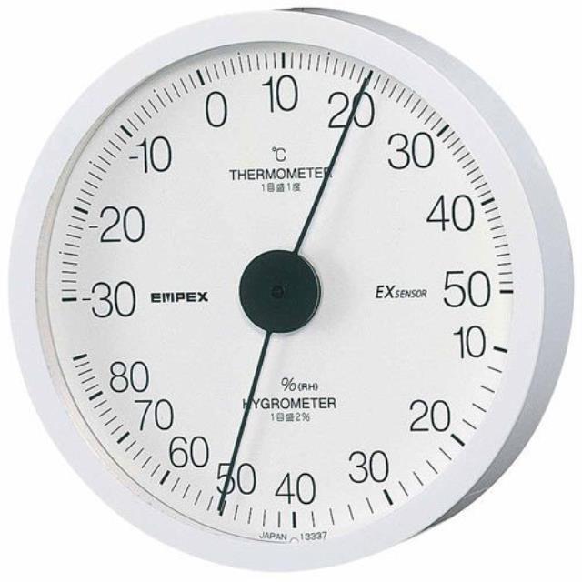 エンペックス(EMPEX) エクストラ温・湿度計 TM-6201(603130)