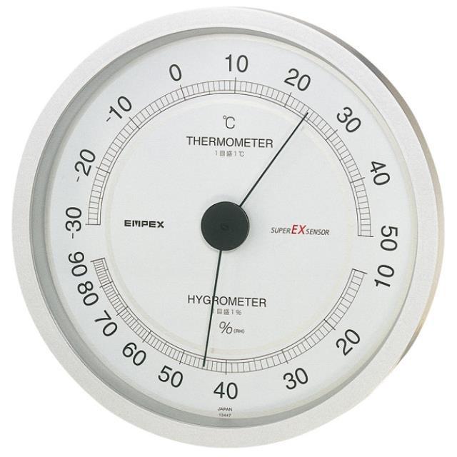 エンペックス(EMPEX) スーパーEX高品質温・湿度計 EX-2747(603231)