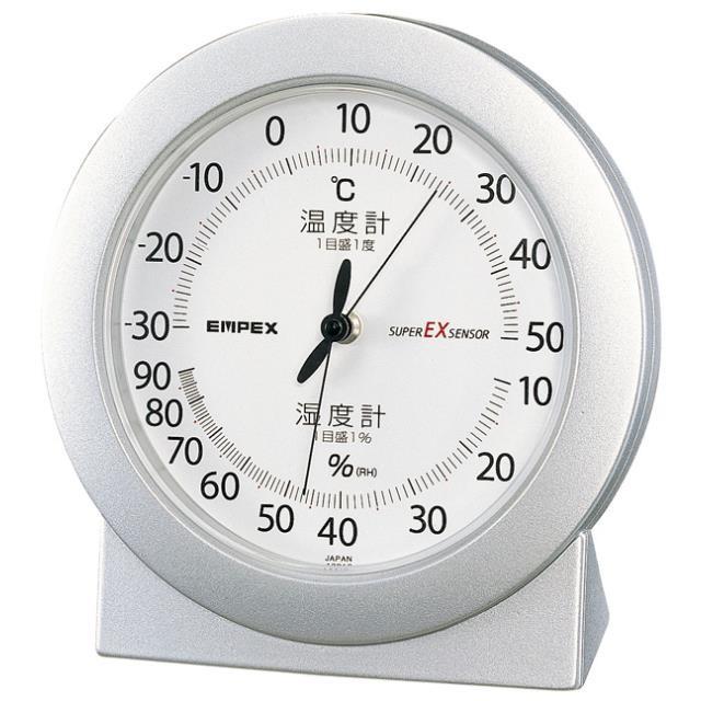 エンペックス(EMPEX) スーパーEX高品質温・湿度計 EX-2767(603234)
