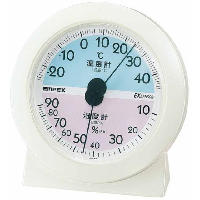 エンペックス(EMPEX) メモリア温・湿度計 TM-2561(603241)
