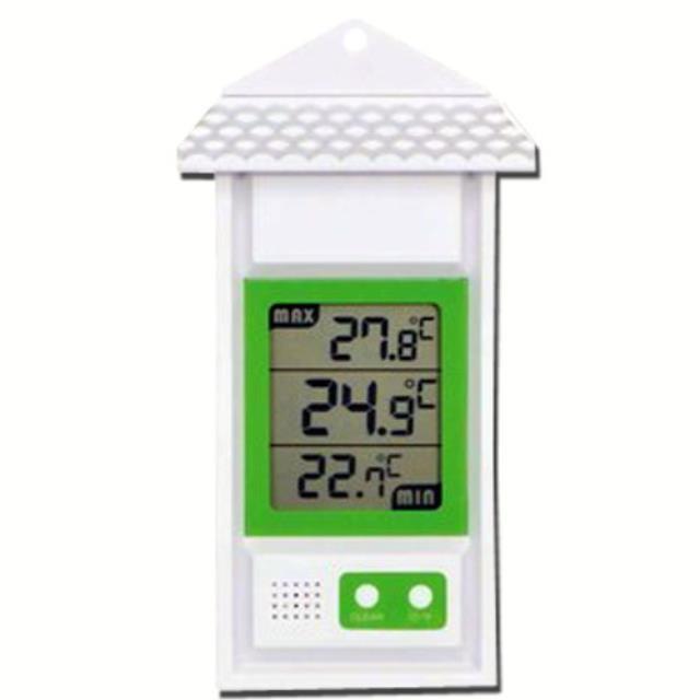 エンペックス(EMPEX) デジタル最高最低・温度計 TD-8155(603274)