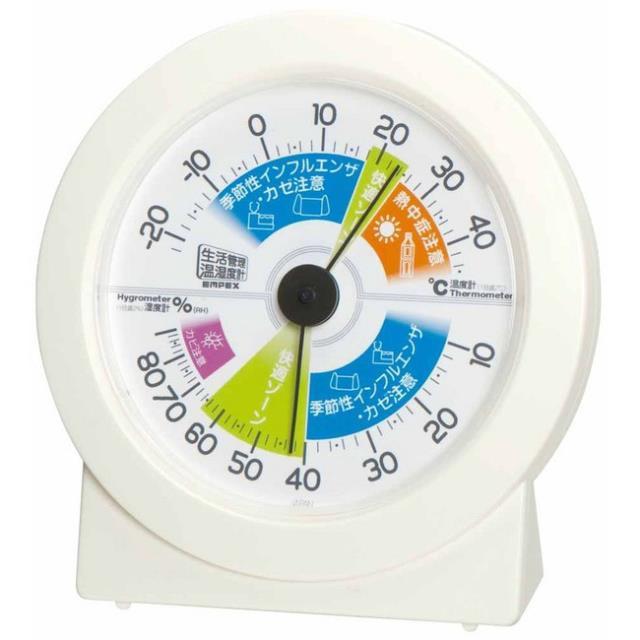 エンペックス(EMPEX) 生活管理 温湿度計 TM-2880(603282)