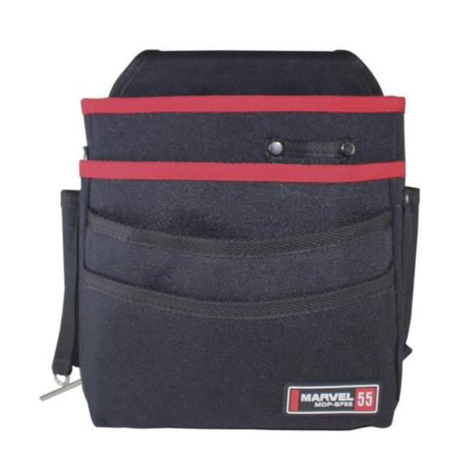 MARVEL(マーベル) 腰袋 ソフトフィット3段ラージタイプ MDP-SF55(914099)