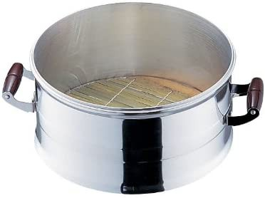 HOKUA(ホクア) 北陸アルミニウム アルミ 長生セイロ(羽釜用) 30cm用 ASI7303